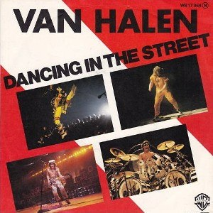 Dancing in the Street - Image: Van Halen Dancing in the Street