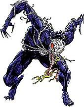 Alternative versions of Venom - Wikipedia