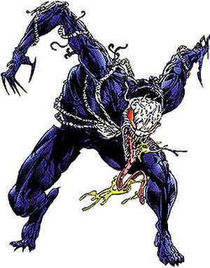 Alternative versions of Venom - Venom 2099