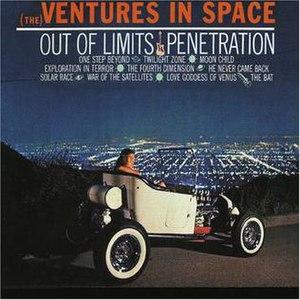 The Ventures in Space - Image: Ventures In Space