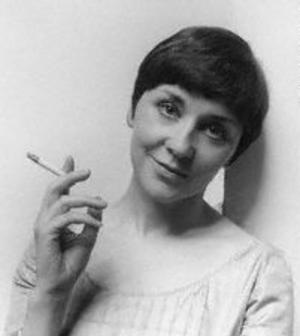Vivien Merchant - Portrait of Vivien Merchant by Cecil Beaton