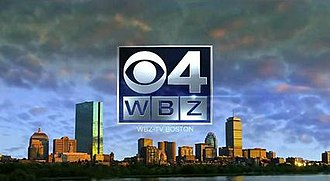 WBZ-TV - Former title card for WBZ's morning newscast.