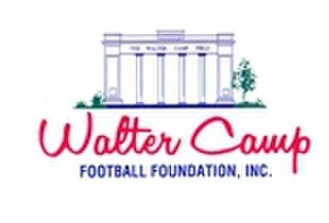 Walter Camp Football Foundation - Image: Wacamplogo