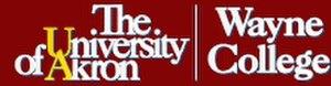 Wayne College - Image: Wayne College Logo