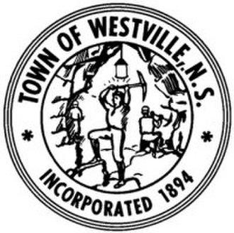 Westville, Nova Scotia - Image: Westville logo