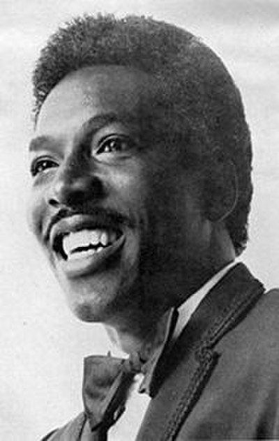 Picture of a band or musician: Wilson Pickett