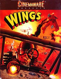 <i>Wings</i> (1990 video game) 1990 video game