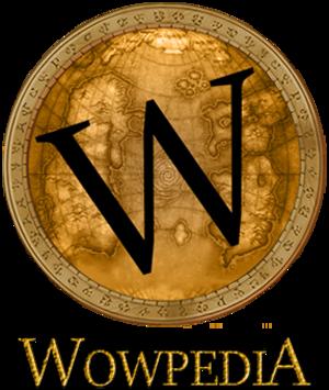 WoWWiki - Image: Wowpedia