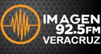 XHQRV-FM - Image: XHQRV Imagen 92.5Veracruz logo