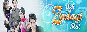 Yeh Zindagi Hai - Promotional poster