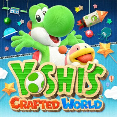 Picture of a game: Yoshi's Crafted World