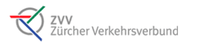 Zürcher Verkehrsverbund - The Logo of the ZVV