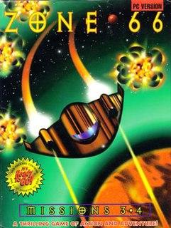 <i>Zone 66</i> video game