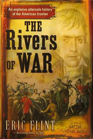 1812: The Rivers of War - Hardback cover of The Rivers of War