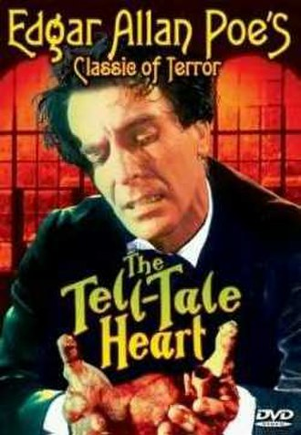 The Tell-Tale Heart (1960 film) - DVD cover