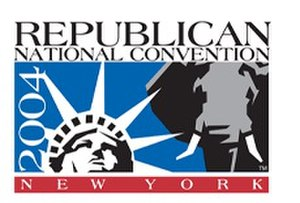 2004 Republican National Convention - Image: 2004 Republican National Convention Logo