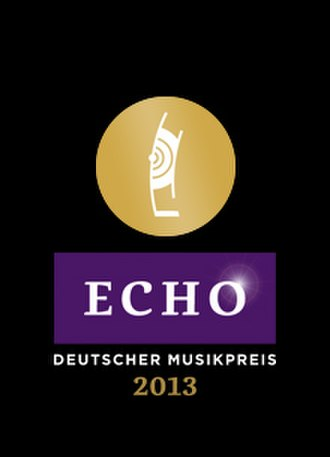 2013 Echo Awards - Official poster