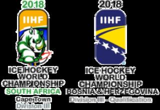 2018 IIHF World Championship Division III