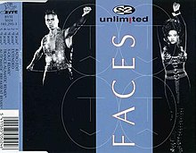 2 Unlimited — Faces (studio acapella)