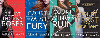 <i>A Court of Thorns and Roses</i> Book series by Sarah J. Maas