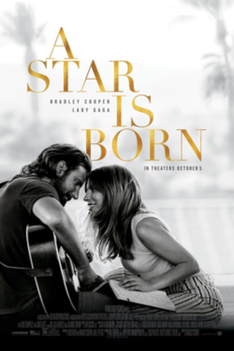 A Star Is Born (2018 film) - Theatrical release poster