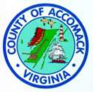 Accomack County, Virginia - Image: Accomack