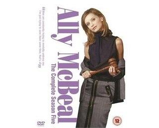 <i>Ally McBeal</i> (season 5) season of television series