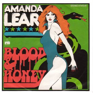 Blood and Honey - Image: Amanda Lear Blood and Honey