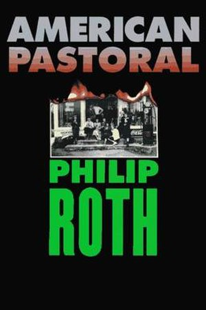 American Pastoral - First edition cover