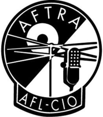 American Federation of Television and Radio Artists - Image: American Federation of Television and Radio Artists logo