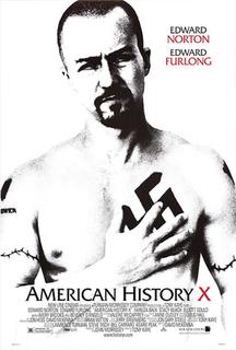 <i>American History X</i> 1998 drama film directed by Tony Kaye