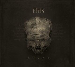 <i>Ankaa</i> (album) 2016 studio album by Eths