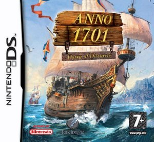 Anno 1701: Dawn of Discovery - Image: Anno 1701 Dawn of Discovery cover