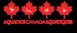 Aquatic Federation of Canada - Image: Aquatic Federation of Canada logo