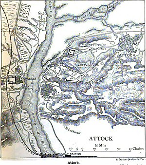 Battle of Attock