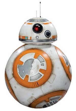 BB-8 - Image: BB 8, Star Wars The Force Awakens
