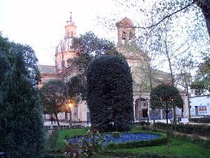 Talavera de la Reina - Basilica del Prado.