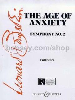 Symphony No. 2 (Bernstein) symphony by Leonard Bernstein