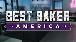 <i>Best Baker in America</i> US television program