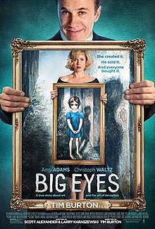 Big Eyes (2014) [English] SL DM - Amy Adams, Christoph Waltz, Krysten Ritter