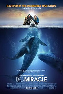 Ogromno Cudo - Big Miracle (2012)