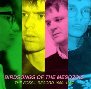 The Fossil Record 1980-1987 - Image: Birdsongs of the Mesozoic The Fossil Record