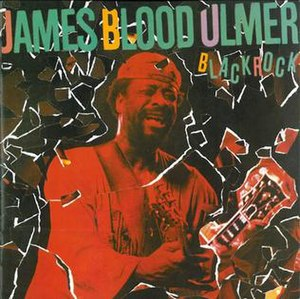 Black Rock (James Blood Ulmer album)