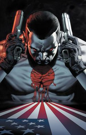 Bloodshot (comics) - Image: Bloodshot 1 2012