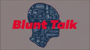 Blunt Talk - Image: Blunt Talk Intertitle