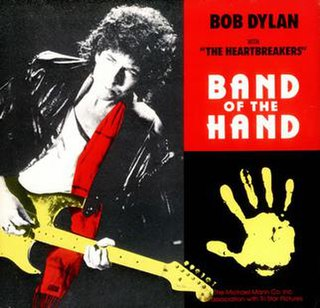 Band of the Hand (song) Bob Dylan song
