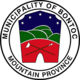 Official seal of Bontoc