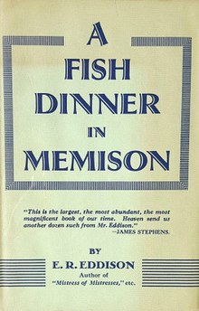 Book Cover of A Fish Dinner in Memison.jpg