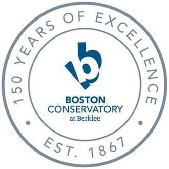 Boston Conservatory at Berklee - Image: Boston Conservatory Seal