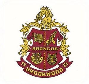 Brookwood High School (Snellville, Georgia) - Image: Brookwood High School (Snellville, Georgia) logo
